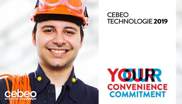 Cebeo Technologie 2019